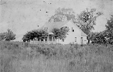 Beadel House in 1895, the year it was built by Edward Beadel