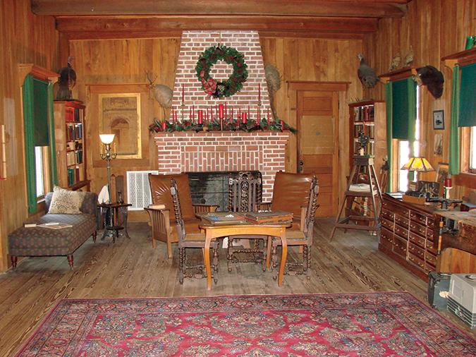 Beadel House Living Room