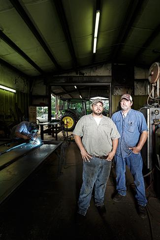 GT Metal Works owners