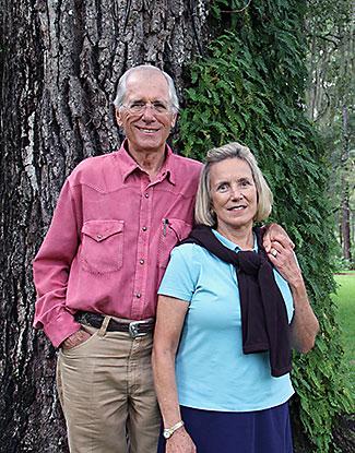 George & Cyndi Watkins