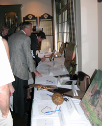 2009 Silent Auction offerings