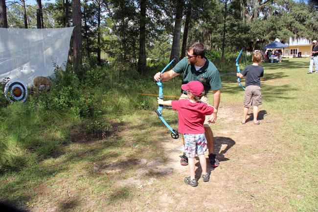 Children's archery