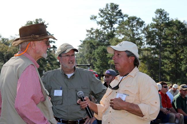 John Fuller discusses land management