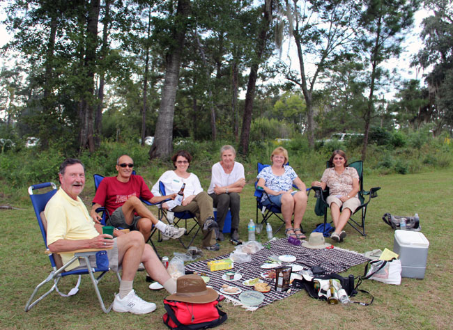 Nice picnic