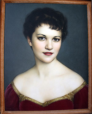 Geraldine Livingston Portrait