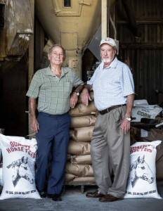 Owners of Bennett's Feed & Seed, Worth County