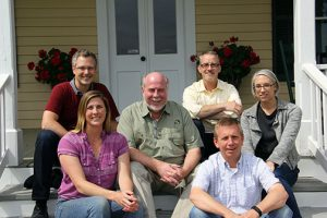 Land Conservancy staff