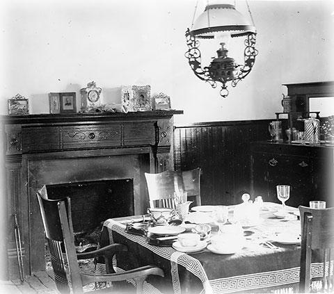 Beadel House Dining Room