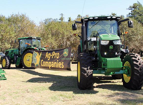 Ag-Pro tractors