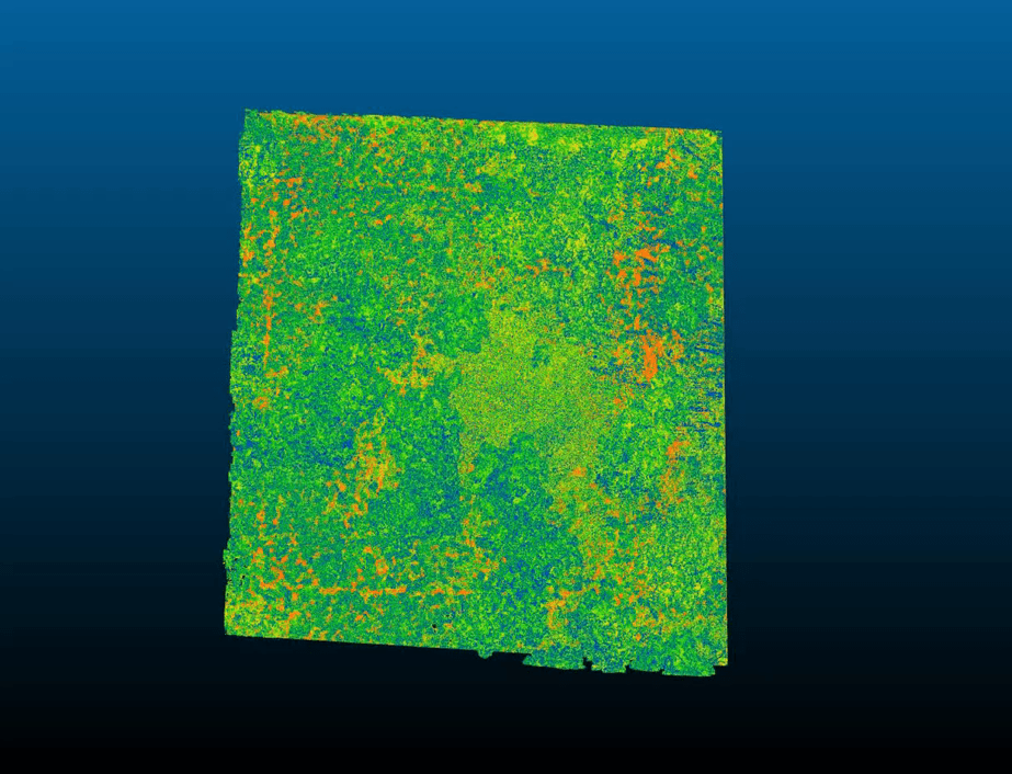 3D fuel scans can capture critical variation in forest that drive both stand level and finer grain changes in wind flow and fire behavior.