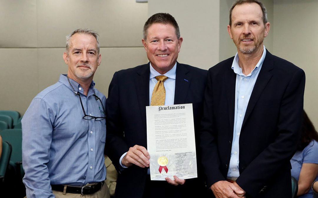 Leon County Honors Tall Timbers